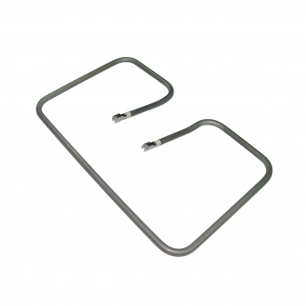 Heating element for toasters 900 W,type 2